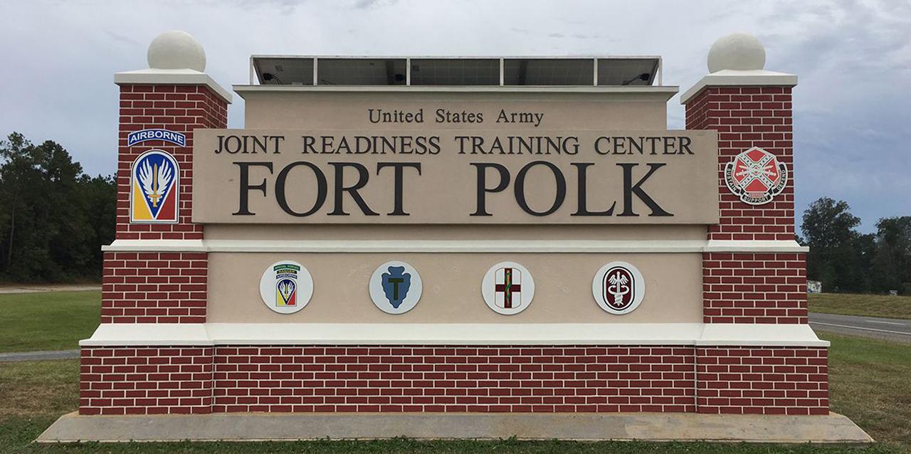 Fort Polk Vernon Parish Louisiana's Legend Country
