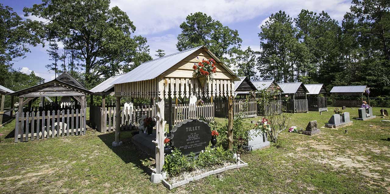 Historic Places in Vernon Parish - Louisiana's Legend Country