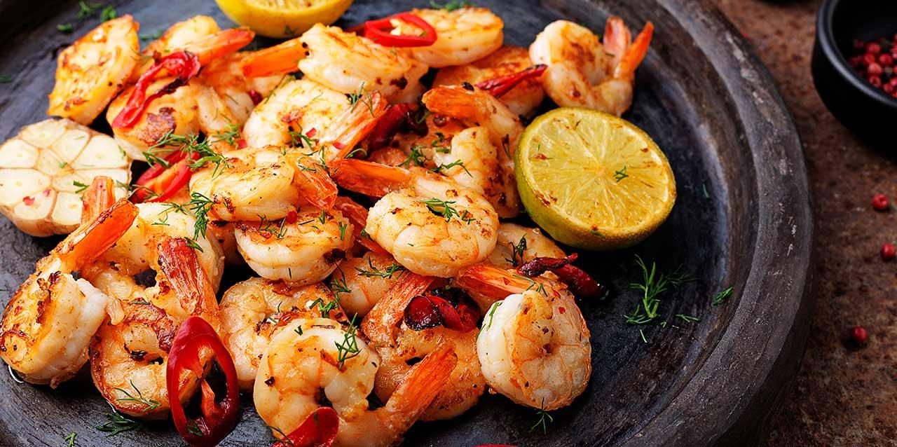 Enjoy seafood in Vernon Parish - Louisiana's Legend Country