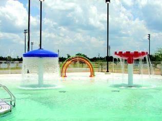 Leesville Leisure Pool - Vernon Parish Louisiana